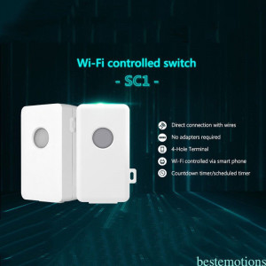 Modul control, controler Broadlink SC1 cu control Wifi , wireless