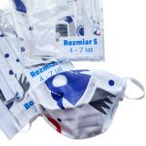 Cumpara ieftin Masca De Protectie Pentru Copii (Racheta) Marime S