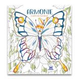 Armonie: Carte de colorat - 28 de file detașabile