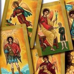 Carti tarot oracol Karma Ingerilor+cadou cartea karma ingerilor in limba romana