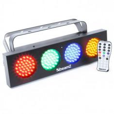 Beamz DJ Bank LED-uri 140 RGBW