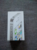 Iphone 4s, white , 8 gb, sigilat, neverlock.