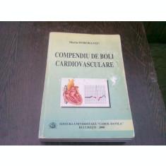 COMPENDIU DE BOLI CARDIOVASCULARE - MARIA DOROBANTU