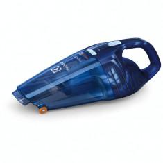 Aspirator de mana Electrolux ZB5104WDB Rapido 4.8V 0.5 litri Albastru