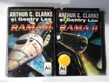 RAMA II - Arthur C. Clarke  (vol. I +II)     (4+1)