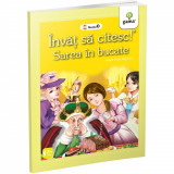Cumpara ieftin Carte Editura Gama, Sarea in bucate, Invat sa citesc! Nivelul 0
