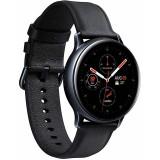 Smartwatch Samsung Galaxy Watch Active 2 2019 40mm Black Leather Black