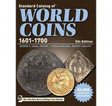 Catalog monede Standard Catalog of World Coins - 1601–1700, 5th Edition