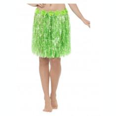 Fusta hawaiiana scurta verde