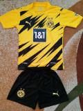 Echipament Borusia Dortmund copii 5-13 ani model 2021