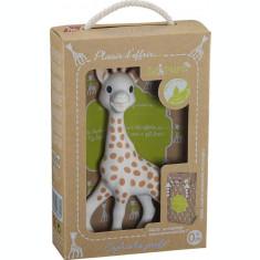 Girafa Sophie in cutie cadou - Vulli