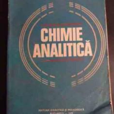 Chimie Analitica - C. Nedea ,547023