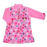 Cumpara ieftin Tricou de baie Minnie Mouse marime 122-128 protectie UV Swimpy for Your BabyKids