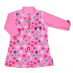 Tricou de baie Minnie Mouse marime 98-104 protectie UV Swimpy for Your BabyKids
