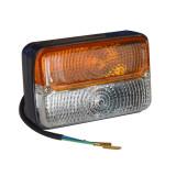 Lampa semnalizare fata pentru tractoare John Deere 6800 6900, AL75641, AL75642, Universal