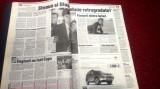 Ziarul EVENIMENTUL ZILEI luna  MAI 2005, colecție completă, REDUCERE!