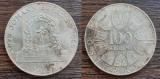 (A134) MONEDA DIN ARGINT AUSTRIA - 100 SCHILLING 1975, JOHANN STRAUSS, Europa