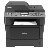 Multifunctionala Laser Monocrom Brother MFC 8520DN, Duplex, A4, 36ppm, 1200x1200, Fax, Scanner, Copiator, Retea, USB