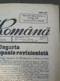 Ziarul Natiunea romana 16 iunie 1946