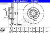 Disc frana VW GOLF SPORTSVAN (AM1) (2014 - 2016) ATE 24.0325-0145.1