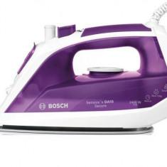 Fier de călcat cu aburi Sensixx´x DA10 Secure Alb / violet închis Bosch, 0.3l, 2400W,tda1024110 Tools Mania