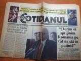 Cotidianul 16 mai 1995-art francisc vastag,michael schumacher,michael jordan