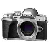 Aparat foto Mirrorless Olympus E-M10 Mark III 16.1 Mpx Silver Body