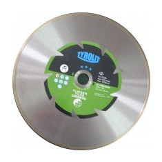 250X1,5 - taiat gresie - Disc diamantat TYROLIT