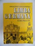 LIMBA GERMANA CURS PRACTIC , VOL. I de EMILIA SAVIN SI IOAN LAZARESCU , 1992