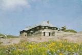 Cabana Babele - Muntii Bucegi , timbru fix, Circulata, Printata