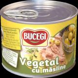 Bucegi Pasta vegetala cu masline, 200 g