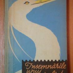 INSEMNARILE UNUI NATURALIST de P.A. MANTEUFEL 1961