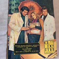 Revista Cinema nr 10 1977