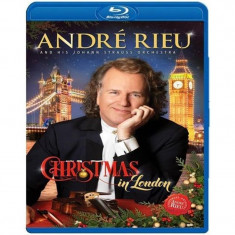 Andre Rieu Christmas In London (bluray)