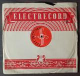 "Disc ebonita 10"" vechi - Perinita / Hora Martisorului, VINIL"