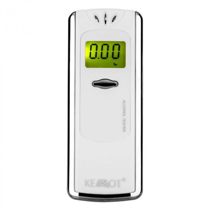 Tester alcoolemie Kemot AT567, LCD