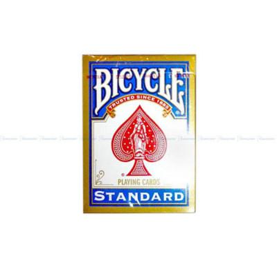 Bicycle Rider Back standard index albastru foto