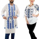 Cumpara ieftin Set Familie Traditionala 143 Camasi traditionale cu broderie