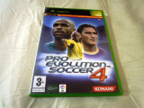 Pro Evolution Soccer 4, PES 4, XBOX Clasic, original, alte sute de titluri, Sporturi, 18+, Multiplayer