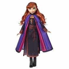 Papusa clasica pentru fetite - Disney Frozen 2 Anna