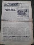 Ziar Crisana Oradea Bihor 21 ianuarie 1975