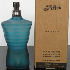 Jean Paul Gaultier - Le Male 125 ml │Parfum Tester, 100 ml
