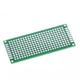 Placa PCB 3 x 7 cm, prototip / placa test / prototype Arduino (p.240)