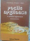 ROCILE ARGILOASE IN PRACTICA INGINEREASCA-FL. ZAMFIRESCU, R. COMSA, L. MATEI
