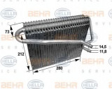 Vaporizator / Evaporator aer conditionat OPEL ASTRA G Hatchback (F48, F08) (1998 - 2009) HELLA 8FV 351 211-031