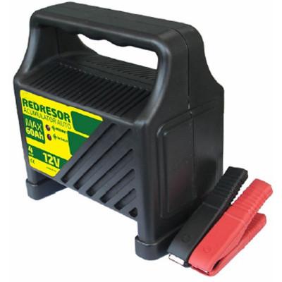 Redresor pentru acumulatori auto 12V 4A max 60AH - resigilat foto