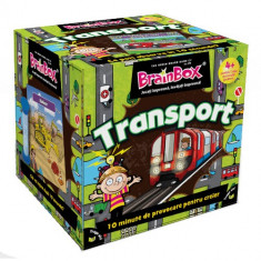 Joc de Inteligenta BrainBox Transport
