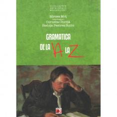 Gramatica De La A La Z - Mircea Mot, Cornelia Chirita, Steluta Pestrea Suciu