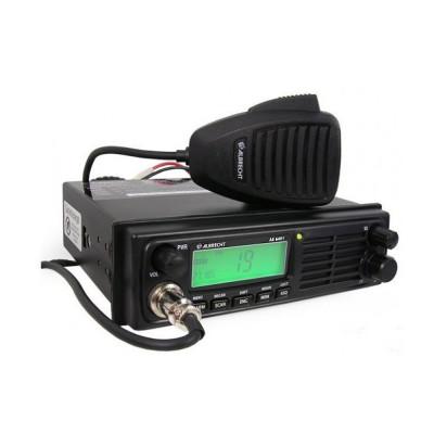 Resigilat : Statie radio CB Albrecht AE 6491 Cod 12648 convertor automat 12-24V foto