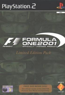 Joc PS2 Formula One 2001 Limited Edition - A foto